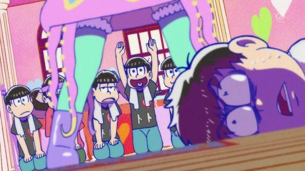 『おそ松さん』第8話(Bパート)「トト子の夢」【アニメ感想】_10074