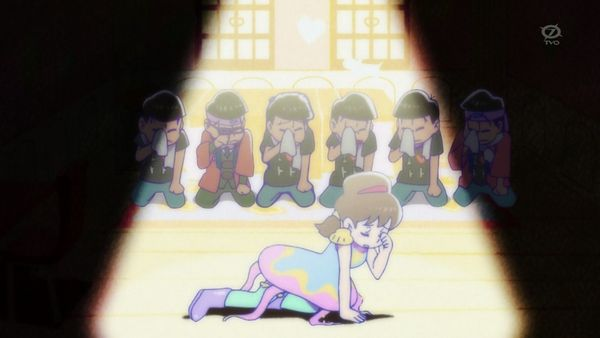 『おそ松さん』第8話(Bパート)「トト子の夢」【アニメ感想】_10088