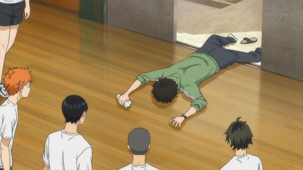 『ハイキュー!!セカンドシーズン』第1話「レッツゴートーキョー!!」【アニメ感想】_10220