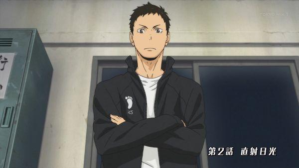 『ハイキュー!!セカンドシーズン』第2話「直射日光」【アニメ感想】_10301