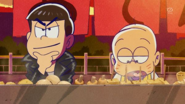 『おそ松さん』第9話(Aパート)「チビ太とおでん」【アニメ感想】_10980