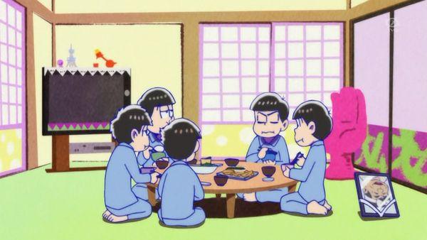 『おそ松さん』第9話(Bパート)「恋する十四松」【アニメ感想】_11008