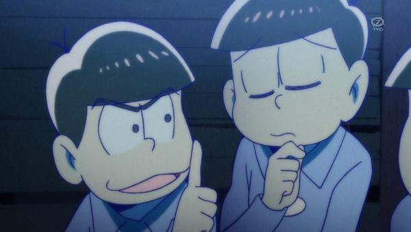 『おそ松さん』第9話(Bパート)「恋する十四松」【アニメ感想】_11022