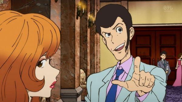 『新ルパン三世』第10話「恋煩いのブタ」【アニメ感想】_12578