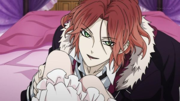 『DIABOLIK LOVERS MORE,BLOOD』第9話「Episode09」【アニメ感想】_12936