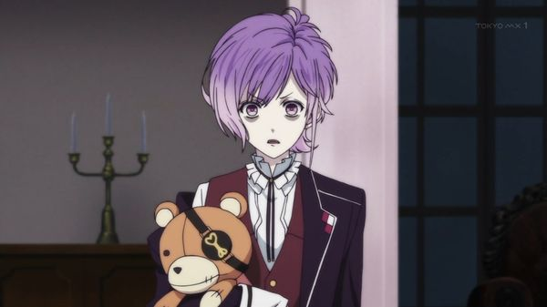 『DIABOLIK LOVERS MORE,BLOOD』第9話「Episode09」【アニメ感想】_12960