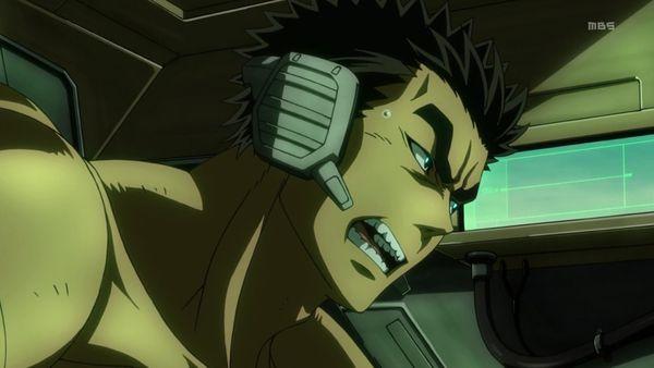 『機動戦士ガンダム 鉄血のオルフェンズ』第1話「鉄と血と」【アニメ感想】_13479