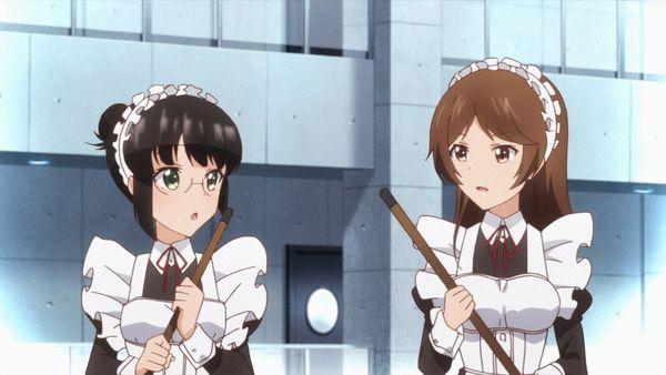 『俺がお嬢様学校に「庶民サンプル」としてゲッツされた件』第9話「神楽坂様が来てるのよっ」【アニメ感想】_14306