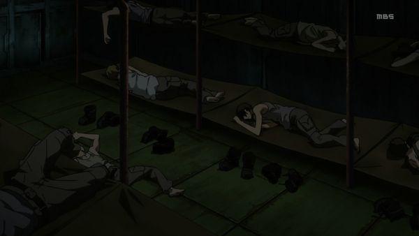 『機動戦士ガンダム 鉄血のオルフェンズ』第5話「赤い空の向こう」【アニメ感想】_14398
