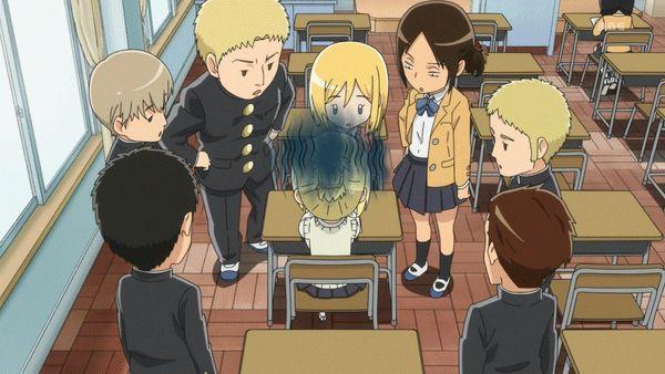 『進撃!巨人中学校』第3話「闘球!巨人中学校」【アニメ感想】_15228