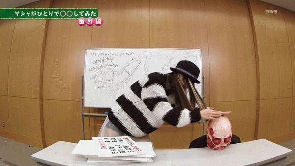 『進撃!巨人中学校』第9話「甘夏!巨人中学校」【アニメ感想】_15769
