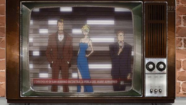 【アニメ感想】『新ルパン三世』第2話「偽りのファンタジスタ」_16996