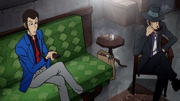 【アニメ感想】『新ルパン三世』第2話「偽りのファンタジスタ」_16997