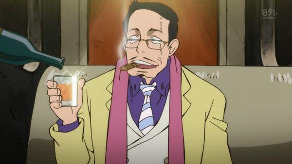 【アニメ感想】『新ルパン三世』第2話「偽りのファンタジスタ」_17006