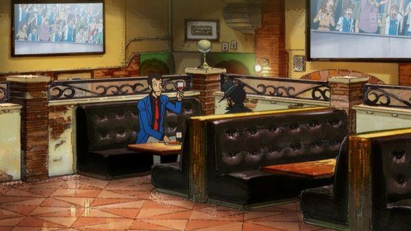 【アニメ感想】『新ルパン三世』第2話「偽りのファンタジスタ」_17008