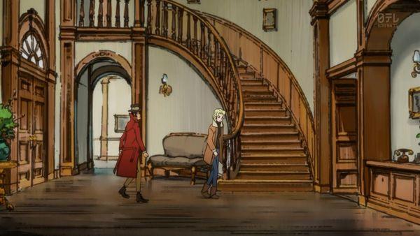 『新ルパン三世』第6話「満月が過ぎるまで」 【アニメ感想】_17487