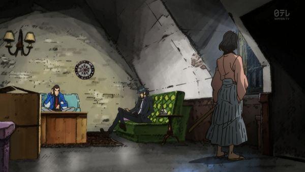『ルパン三世 2015(新シリーズ)』第11話「イタリアの夢 前篇」【アニメ感想】_18956