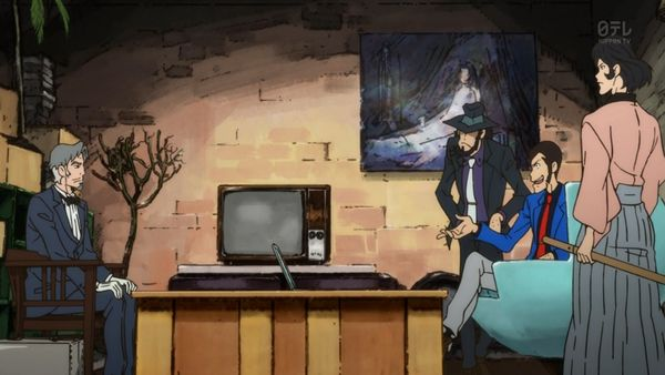 『ルパン三世 2015(新シリーズ)』第11話「イタリアの夢 前篇」【アニメ感想】_18961