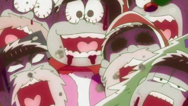 『おそ松さん』第11話「クリスマスおそ松さん」【アニメ感想】_20278
