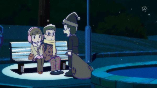 『おそ松さん』第11話「クリスマスおそ松さん」【アニメ感想】_20280