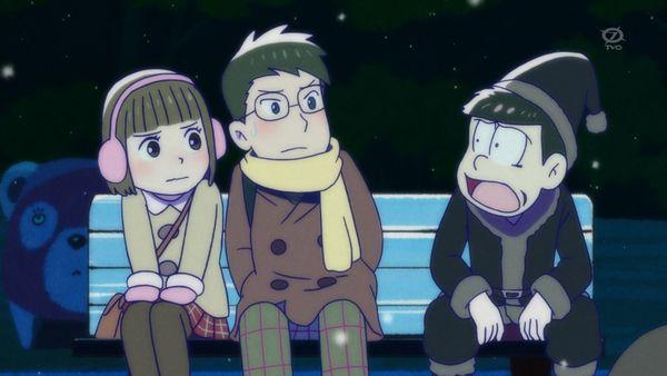 『おそ松さん』第11話「クリスマスおそ松さん」【アニメ感想】_20281