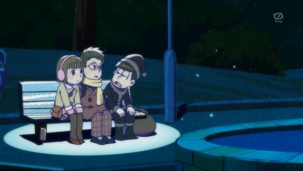 『おそ松さん』第11話「クリスマスおそ松さん」【アニメ感想】_20282