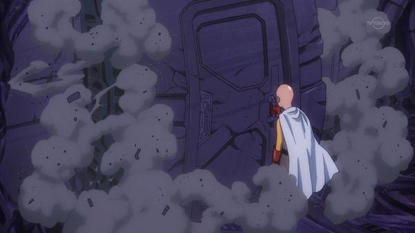 『ワンパンマン』第11話「全宇宙の覇者」【アニメ感想】_20407