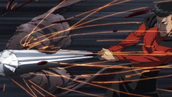 『ワンパンマン』第11話「全宇宙の覇者」【アニメ感想】_20413