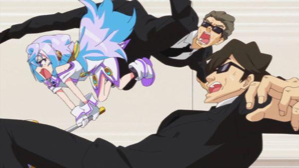『ハッカドール THE あにめ〜しょん』第11話「声優警察出動だ!」【アニメ感想】_20632