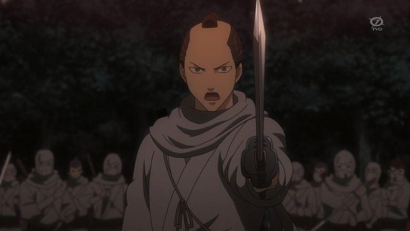 『銀魂』第302話「忍の魂」【アニメ感想】_21029