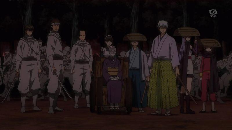 『銀魂』第302話「忍の魂」【アニメ感想】_21031
