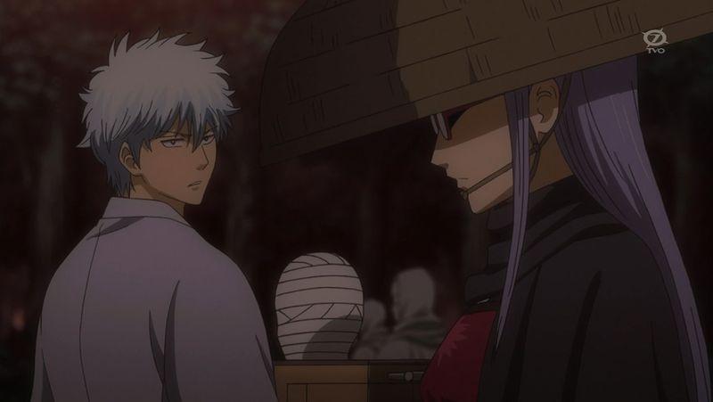 『銀魂』第302話「忍の魂」【アニメ感想】_21037