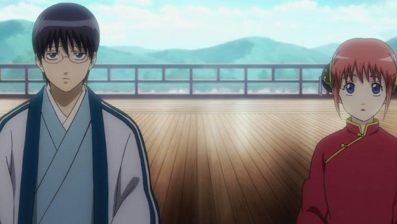 『銀魂』第302話「忍の魂」【アニメ感想】_21048
