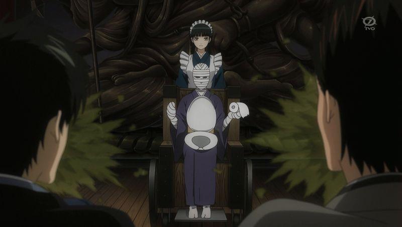 『銀魂』第302話「忍の魂」【アニメ感想】_21053