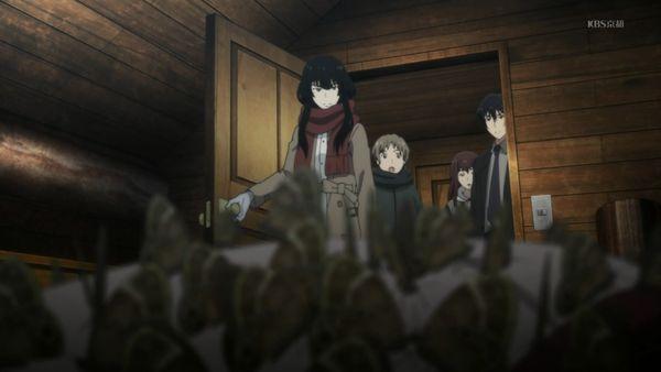 『【櫻子さんの足下には死体が埋まっている』第11話「蝶は十一月に消えた(後編)」【アニメ感想】_21362
