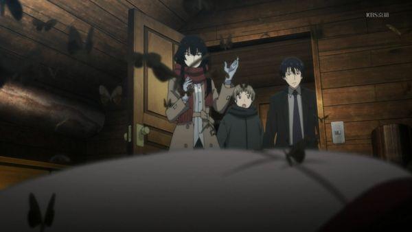『【櫻子さんの足下には死体が埋まっている』第11話「蝶は十一月に消えた(後編)」【アニメ感想】_21363