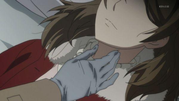 『【櫻子さんの足下には死体が埋まっている』第11話「蝶は十一月に消えた(後編)」【アニメ感想】_21365