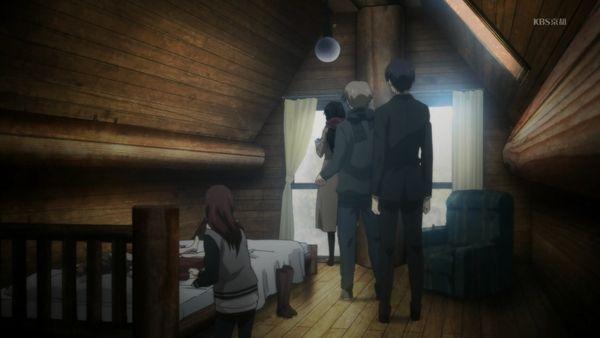 『【櫻子さんの足下には死体が埋まっている』第11話「蝶は十一月に消えた(後編)」【アニメ感想】_21371