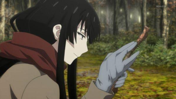『【櫻子さんの足下には死体が埋まっている』第11話「蝶は十一月に消えた(後編)」【アニメ感想】_21373