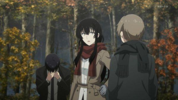 『【櫻子さんの足下には死体が埋まっている』第11話「蝶は十一月に消えた(後編)」【アニメ感想】_21376