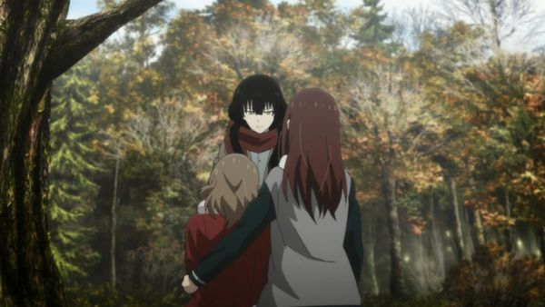 『【櫻子さんの足下には死体が埋まっている』第11話「蝶は十一月に消えた(後編)」【アニメ感想】_21380