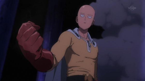 『ワンパンマン』第12話「最強のヒーロー」【アニメ感想】_21608