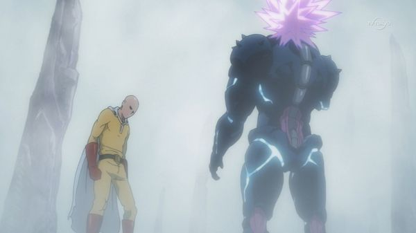 『ワンパンマン』第12話「最強のヒーロー」【アニメ感想】_21624