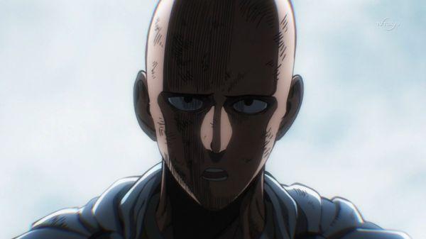 『ワンパンマン』第12話「最強のヒーロー」【アニメ感想】_21628