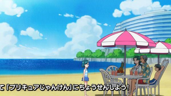 『Go!プリンセスプリキュア』第45話「伝えたい想い!みなみの夢よ大海原へ!」【アニメ感想】_21896