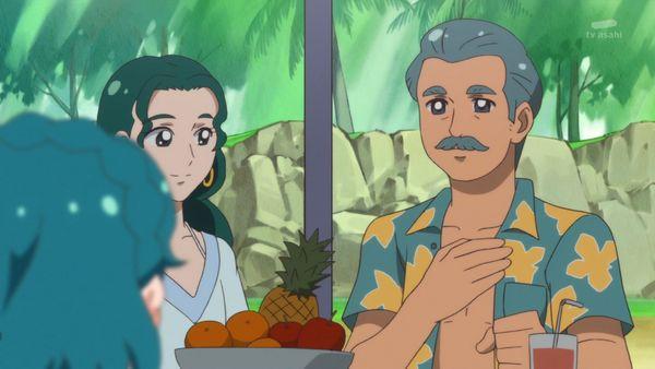 『Go!プリンセスプリキュア』第45話「伝えたい想い!みなみの夢よ大海原へ!」【アニメ感想】_21900