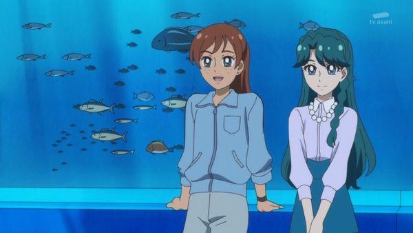 『Go!プリンセスプリキュア』第45話「伝えたい想い!みなみの夢よ大海原へ!」【アニメ感想】_21904