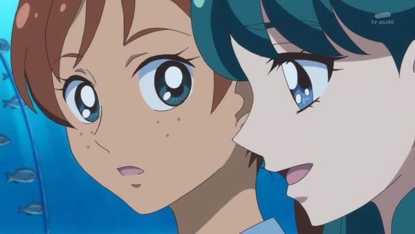 『Go!プリンセスプリキュア』第45話「伝えたい想い!みなみの夢よ大海原へ!」【アニメ感想】_21905