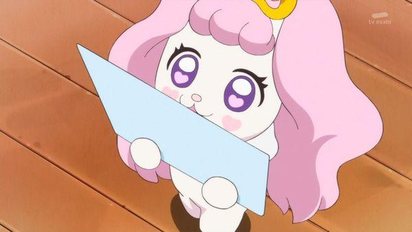 『Go!プリンセスプリキュア』第45話「伝えたい想い!みなみの夢よ大海原へ!」【アニメ感想】_21912