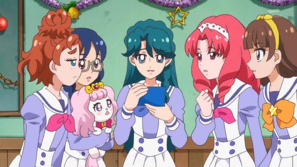 『Go!プリンセスプリキュア』第45話「伝えたい想い!みなみの夢よ大海原へ!」【アニメ感想】_21915